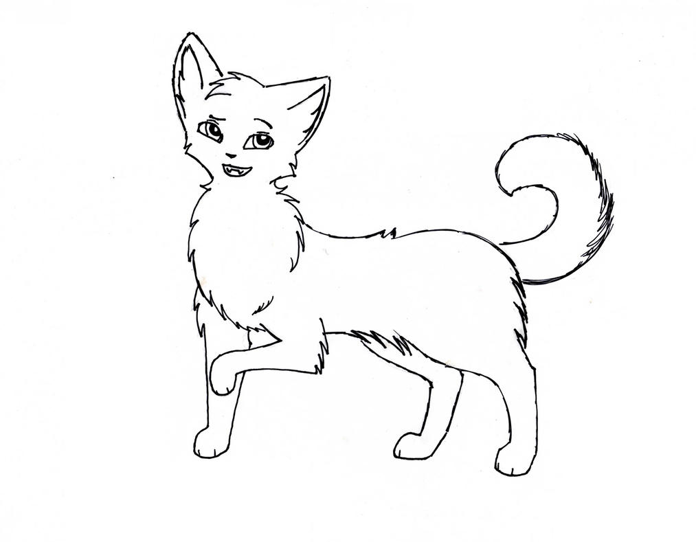 Warrior Cats Mates And Kit Outline