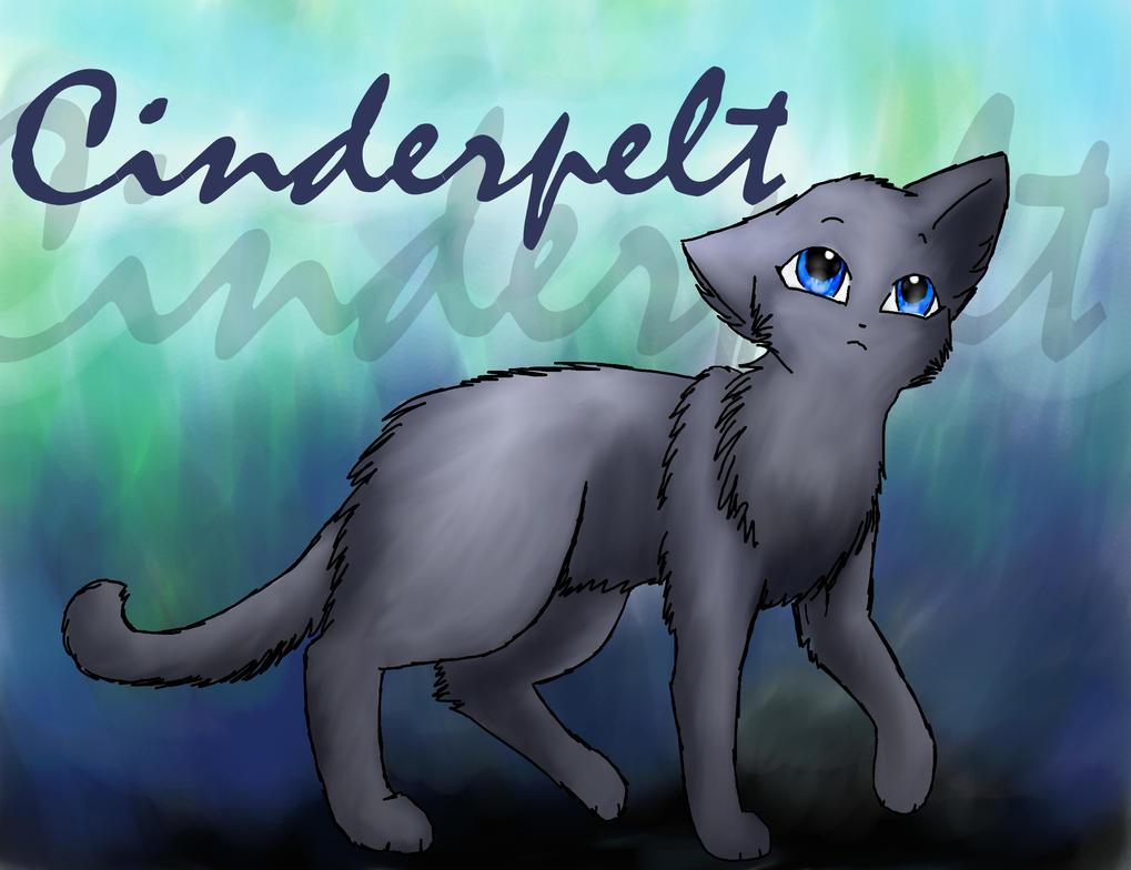 Warriors Cats Cinderpelt Cinderpelt by leftysmudgez