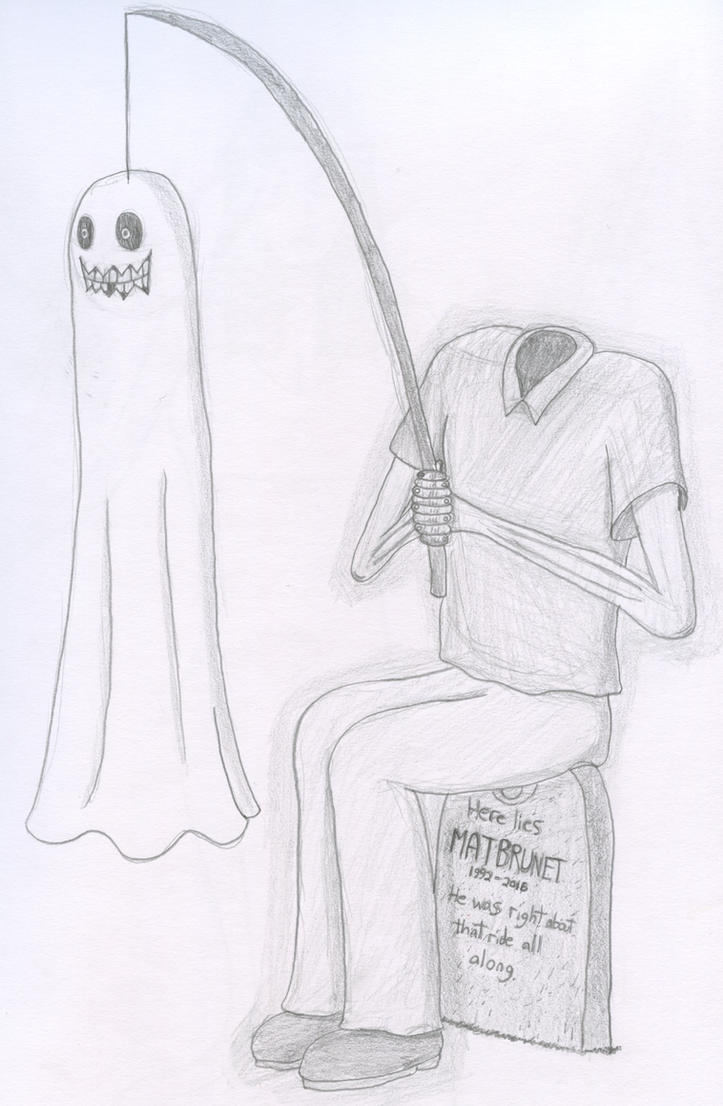 The Stringed Ghost by AniMat505