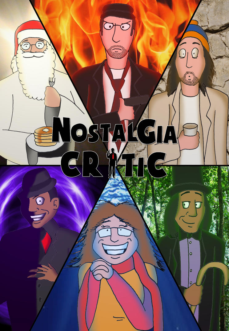 Nostalgia Critic Dvd Cover Contest By Animat505 On Deviantart