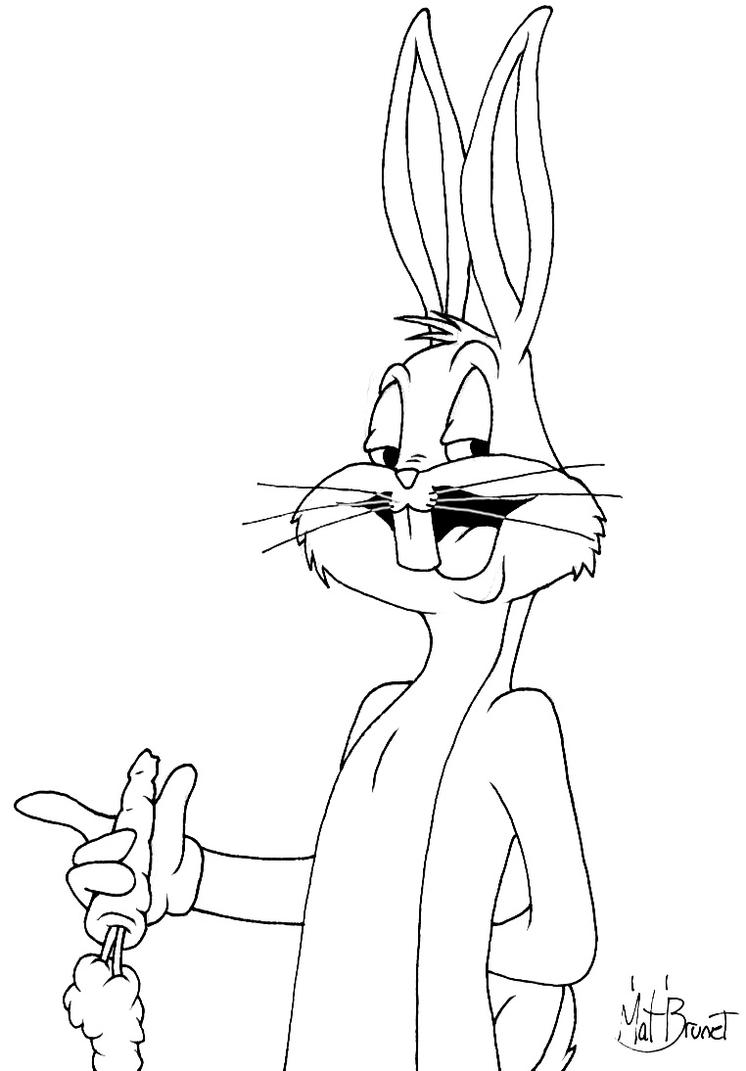 Bugs Bunny by AniMat505