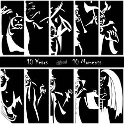 10 Years, 10 Moments
