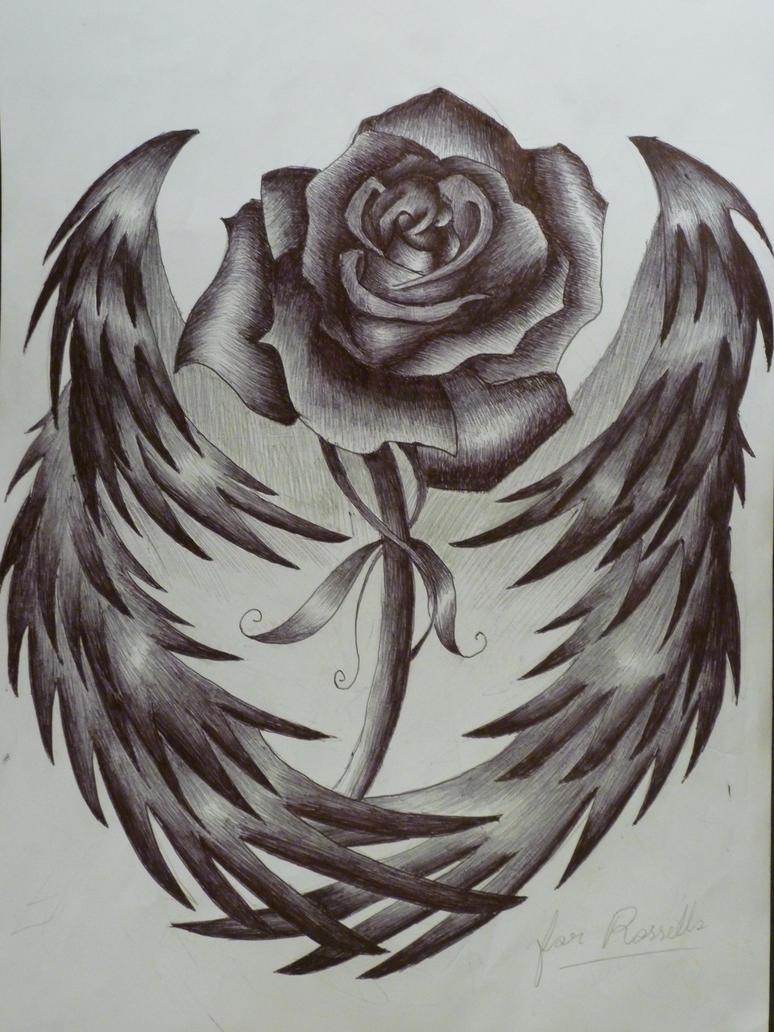 Angel Rose By Umarsharingan On Deviantart