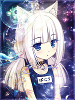 Cute anime avatar by GatoDet