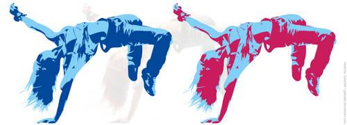 Girls Dance Vexel BigBanner