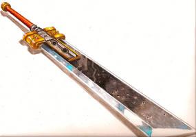 Final Fantasy -Buster Sword by Kenshiro-FDP