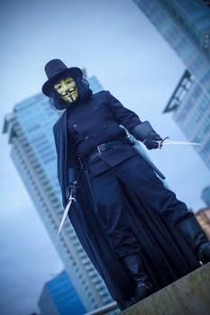 V for Vendetta: FREEDOM! FOREVER!