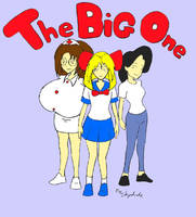 The Big One Cover by shydude