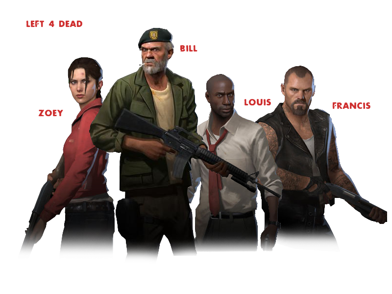 Скачать Игру Left 4 Dead 1 Через Торрент На Русском Языке Бесплатно - фото 11