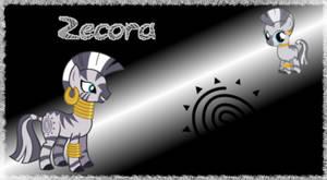 Zecora Banner by Ivan2294
