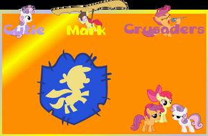 Cutie Mark Crusaders Banner by Ivan2294