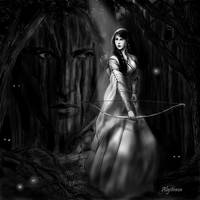 Aredhel Lost by alystraea