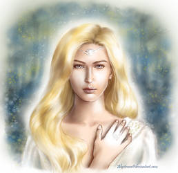 Galadriel by alystraea