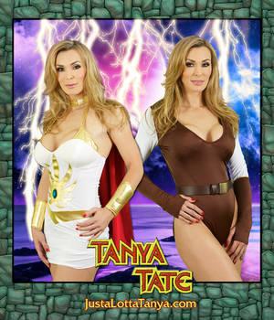 Tanya Tate - She-Ra / Adroa Cosplay Promo Image