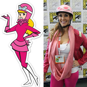 Penelope Pitstop Cosplay by Tanya Tate