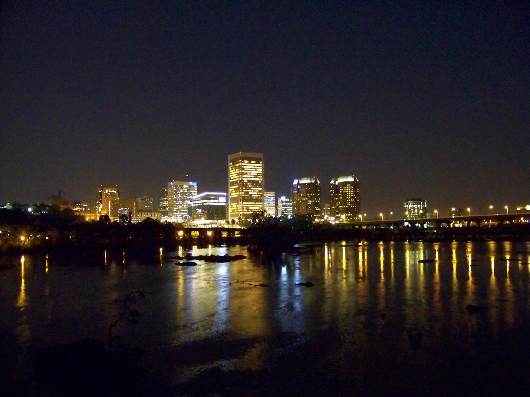 City Lights by dementeddiva23