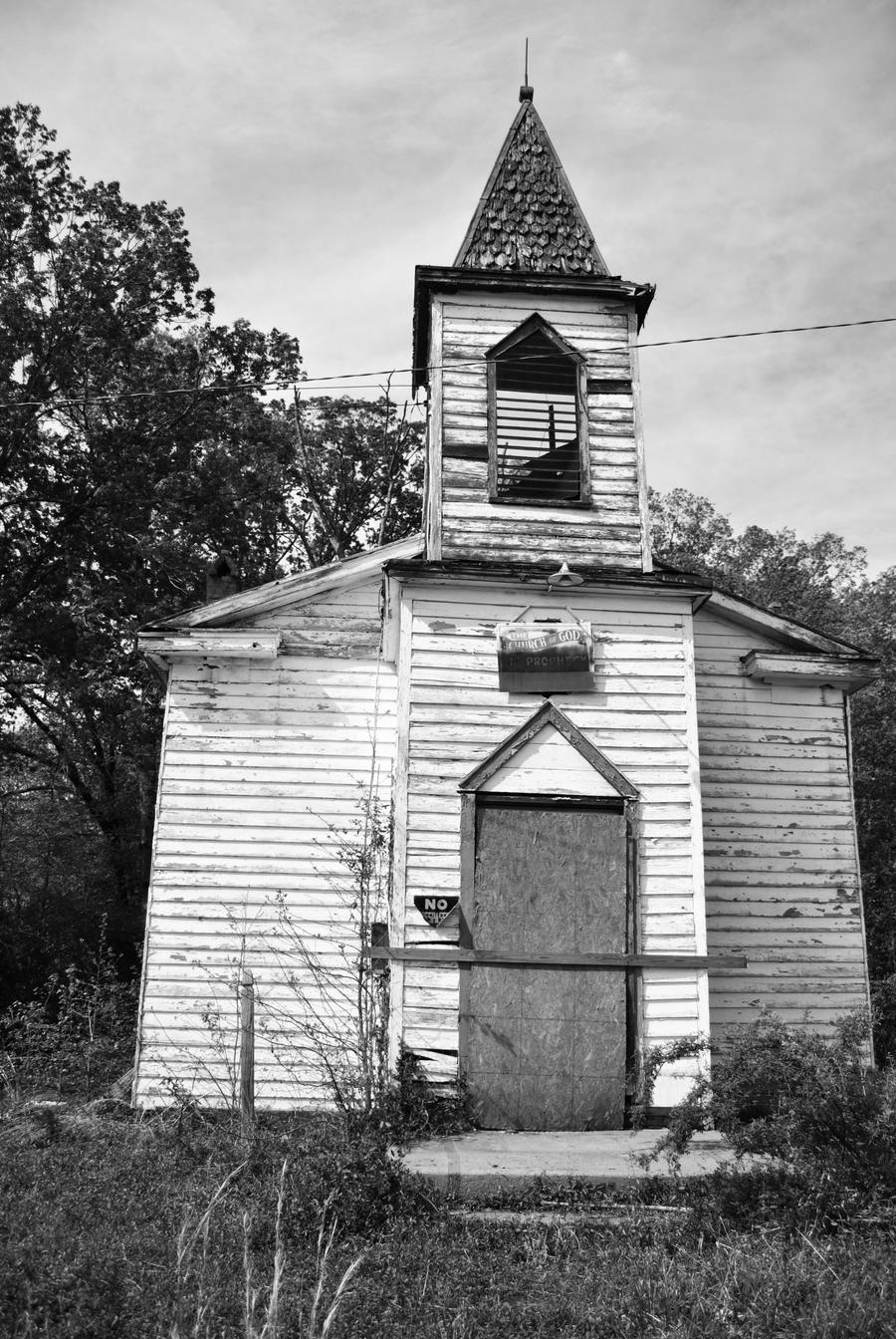Abandoned Church 7 by dementeddiva23