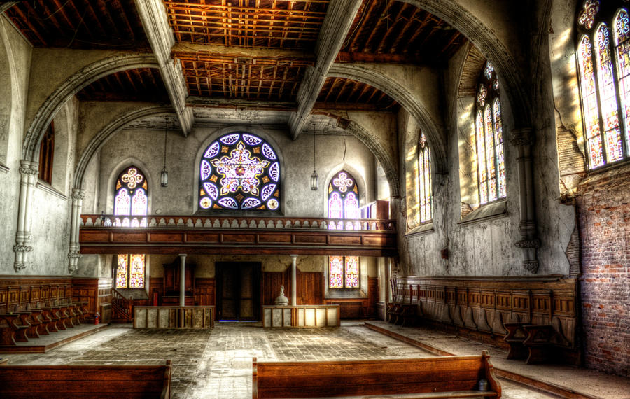 No More Sunday Service by dementeddiva23