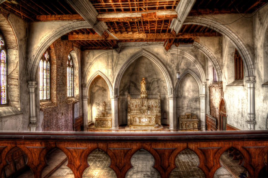 Chapel by dementeddiva23