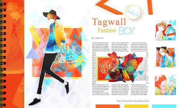 Tagwall Fashionist