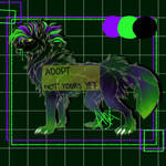 TOXIC WOLF AUCTION OPEN by AlejandraMGW