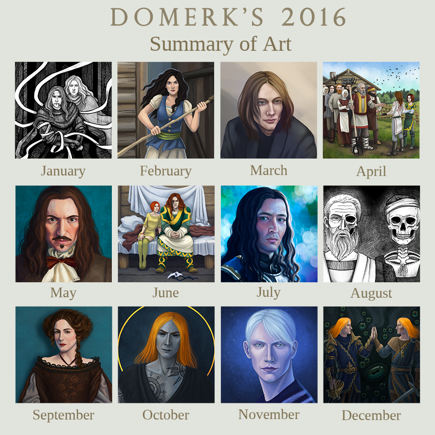 2016 by Domerk