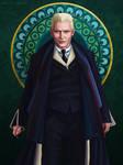 Emerald: Gellert Grindelwald