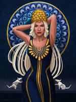 Sapphire: Seraphina Picquery by Domerk