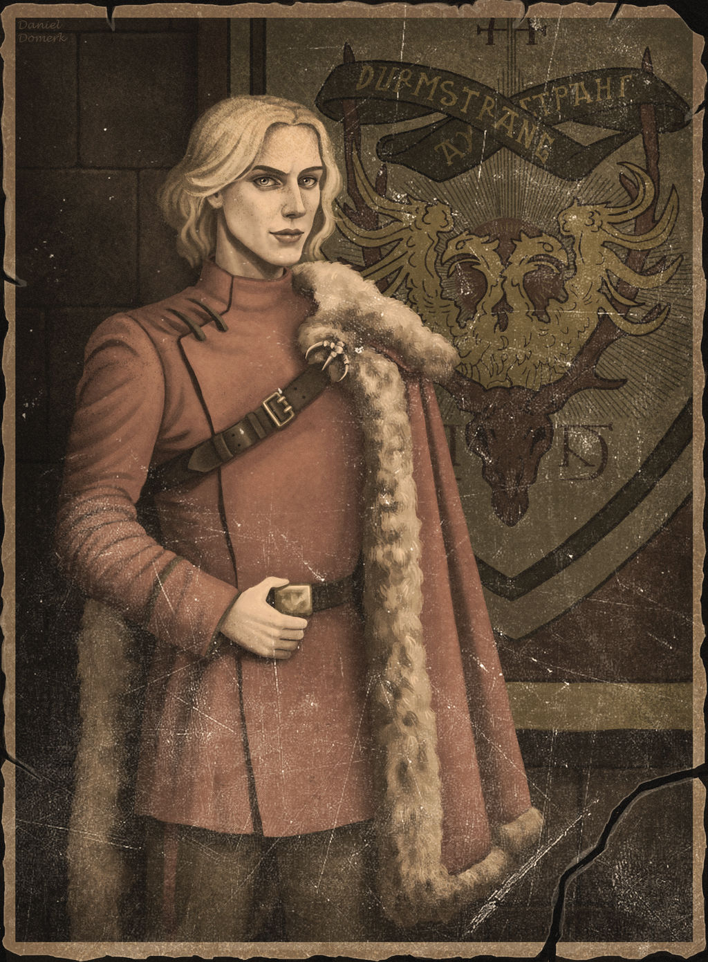 Gellert Grindelwald At Durmstrang Old Photo By Domerk On Deviantart It's where your interests digitally illustrated from a pen sketch; gellert grindelwald at durmstrang old