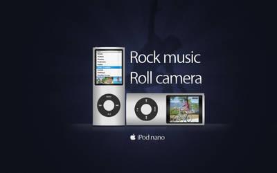 iPod nano ad