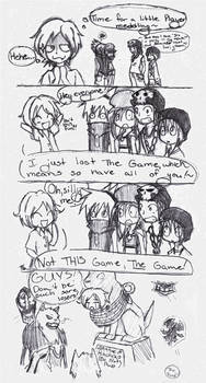 TWEWY- I Lost The Game D:
