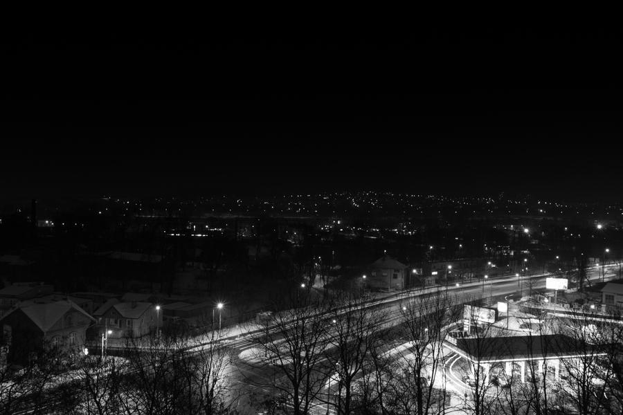 NH by night by moriakaice