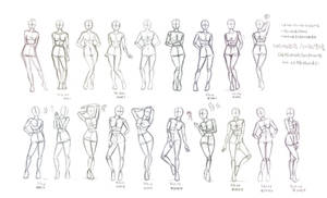 Day1-13 of The 100 days challenge-Pose study