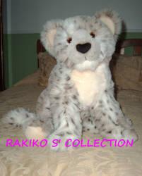 Douglas co Lhasa snow leopard