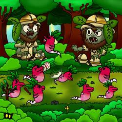 PvZH: Hunter vs Hunter by Gianluca850