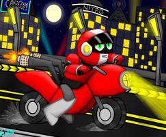 MegaMan 10: Nitro Man