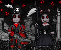 EBF4:Dark Matt and Dark Natalie