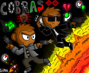 Bloons Tower Defense Battle: Cobra by Gianluca850