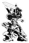 Acroyear and Bug Inks