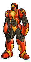 Iron Man Redesign