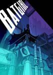 Batgirl Warehouse Shot