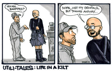 ACEN SKETCH Kilt Comic by PaulSizer