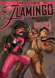 REMAKE: The Flamingo Comic by PaulSizer