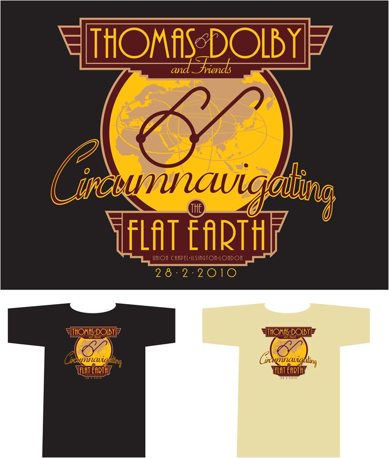 Thomas Dolby T-Shirt SET 2 by PaulSizer
