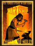 SMARTSHOP Poster 2010