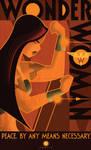 REMAKE: Wonder Woman 1 Cover 2