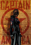 REMAKE: Captain America Poster