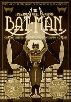 REMAKE: Steampunk Batman
