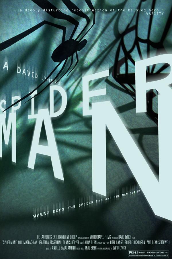 David Lynch's SPIDER MAN 1 by PaulSizer