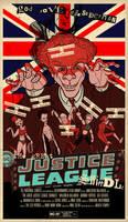 REMAKE: JUSTICE LEAGUE